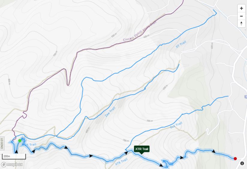 Ciocanu MTB Trails